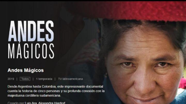 El imperdonable error de Netflix: Confunden Mendoza con Neuquén