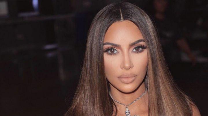 ¡Diosa! Kim Kardashian a puro glamour con su disfraz de Halloween ¿La reconocés?