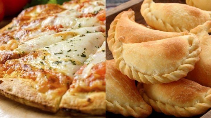 ¡Atenti Bariloche!: ANMAT prohibió una marca local de empanadas y pizzas