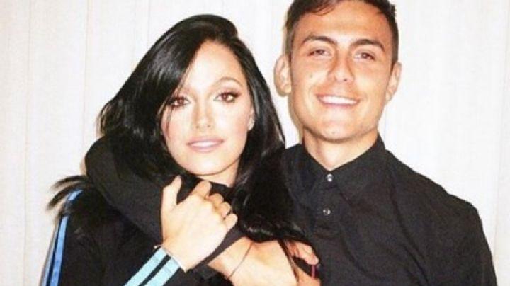 Oriana Sabatini y el detalle más tierno a su novio Dybala por su cumple ¡Awww!