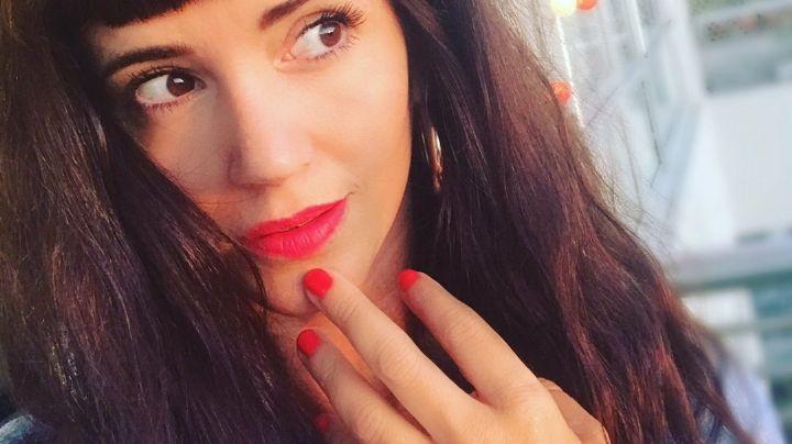 Griselda Siciliani rompió el silencio y mostró su intimidad sin nada puesto ¿Antes o después…?