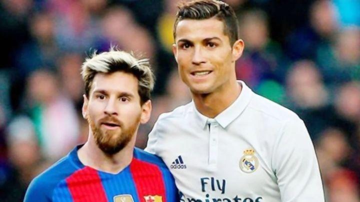 El jugador europeo que se comparó con Cristiano y Messi