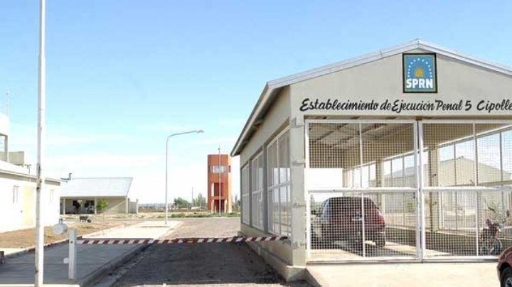 """""""Estupor"""": Crimen en el penal de Cipolletti"""