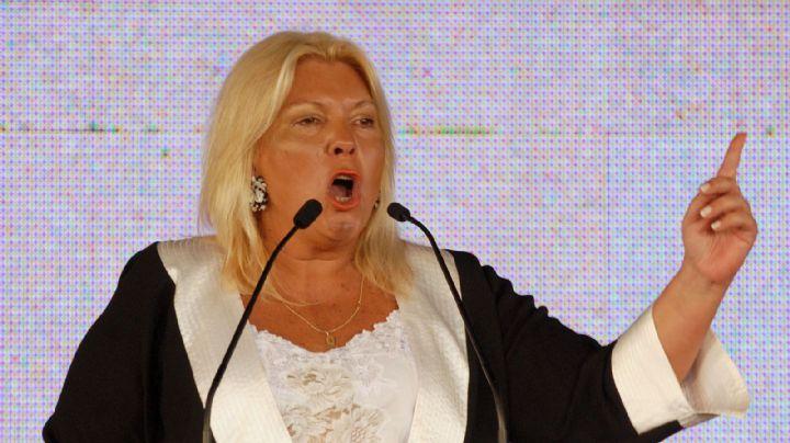 """Carrió explosiva en su última intervención en Diputados: """"Estoy en contra de..."""""""