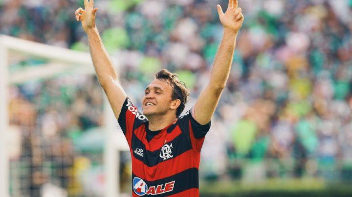 La historia del jugador serbio que fue ídolo en Flamengo