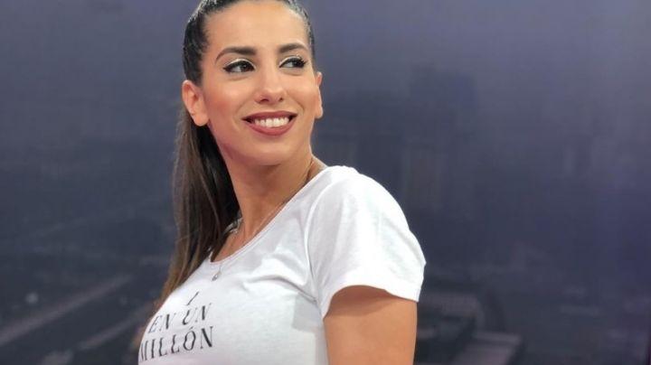 "Cinthia Fernández se animó a un rotundo cambio de look: ""¡Al fin te modernizaste!"""