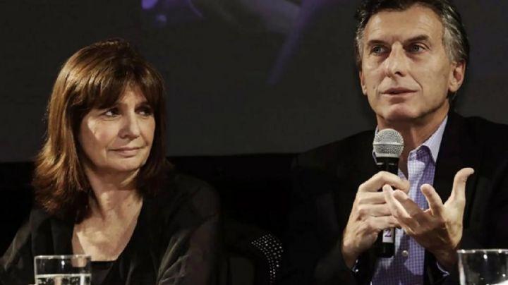 Patricia Bullrich reemplazará a Macri en la conducción del PRO