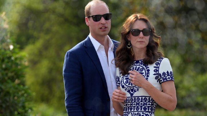 El príncipe William y Marcelo Tinelli tienen algo en común. ¿Sabés qué?