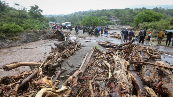 Inundaciones mortales en Kenia: Las intensas lluvias se cobraron la vida de al menos 37 personas