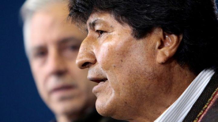 """El exvicepresidente de Bolivia: """"Sin la intervención de Fernández, Evo estaría muerto"""""""