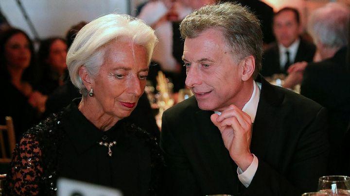 Fuga de capitales: Macri gastó más del 83% del préstamo del FMI en el pago de deudas