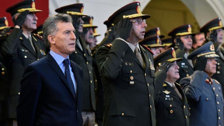 El 74,7% de los que votaron a Macri considera que las FF.AA. debieran intervenir políticamente