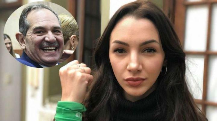 """""""Estoy en contacto"""": Thelma Fardin y una sorpresiva declaración sobre José Alperovich"""