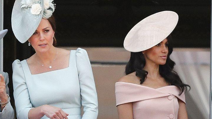 No tienen consuelo: el nuevo drama que enfrenta a Meghan Markle y Kate Middleton