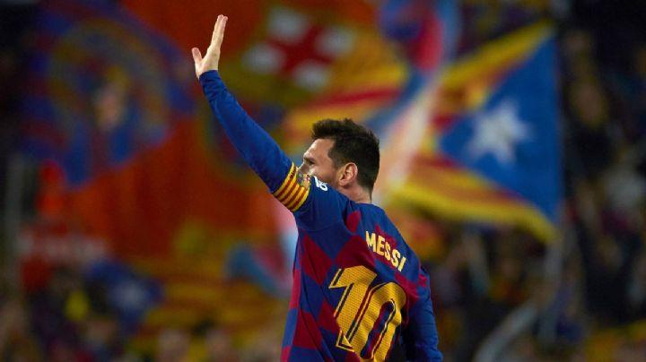 El impresionante récord que logrará Messi ante el Borussia Dortmund