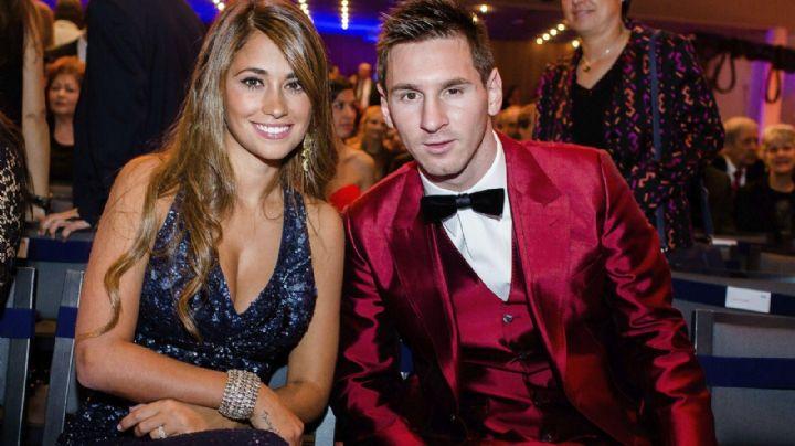 Antonela Roccuzzo no puede entender la reacción inesperada de Messi ¿Qué le pasa?