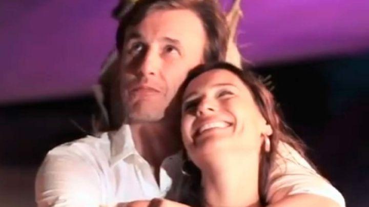 ¡Viva el amor! La primera foto de Pampita y Roberto en su luna de miel
