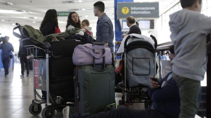 ¡Atención! Nuevas demoras y cancelaciones de vuelos en todo el país