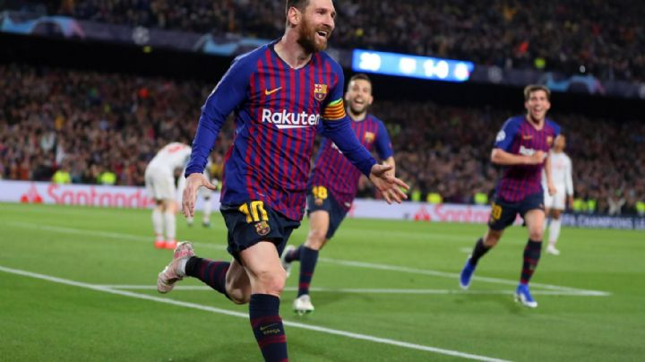 El récord de Messi que obnubiló a Ronaldo y Raúl