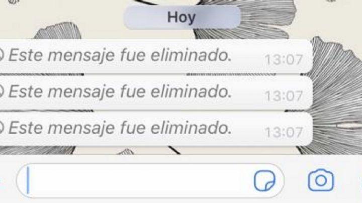 Como en Snapchat, Whatsapp prueba los mensajes que se borran solos
