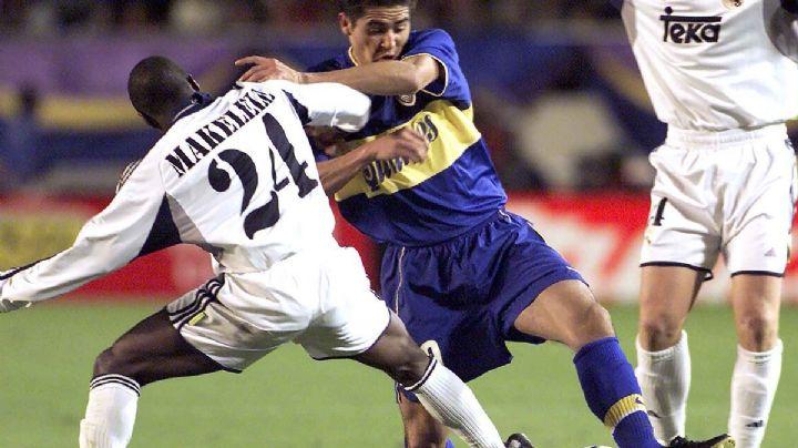 A 19 años del golpe futbolístico de Boca al Real Madrid