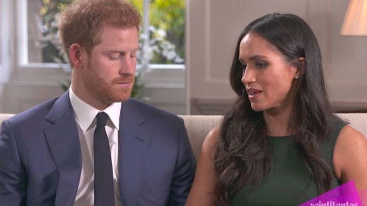 Sufren por el bebé Archie: el golpe más duro contra el príncipe Harry y Meghan Markle