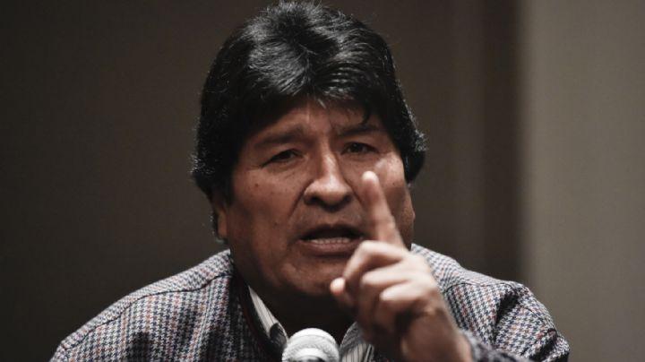 La Fiscalía boliviana confirmó que Interpol activó la alerta azul contra Evo Morales