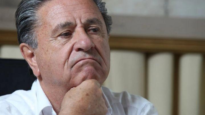 """Según Duhalde, la crisis económica """"es responsabilidad de todos"""""""