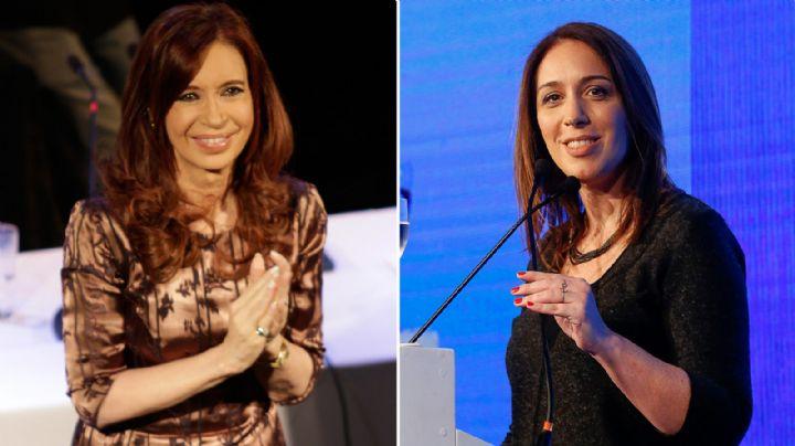 "Vidal reconoció ""el lugar de relevancia"" que tendrá Cristina Kirchner"