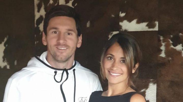 ¡Mirá el video de Antonela Roccuzzo y Lionel Messi más argentinos que nunca!
