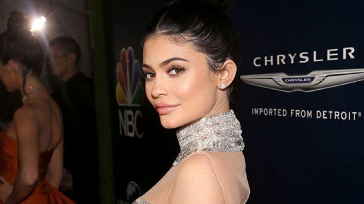 ¡De locos! Kylie Jenner cautivó aún más a sus fans con su diminuto disfraz