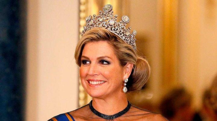 """La reina Máxima de Holanda como """"presidenta de honor"""" en el Got Talent. ¡Qué maravilla!"""