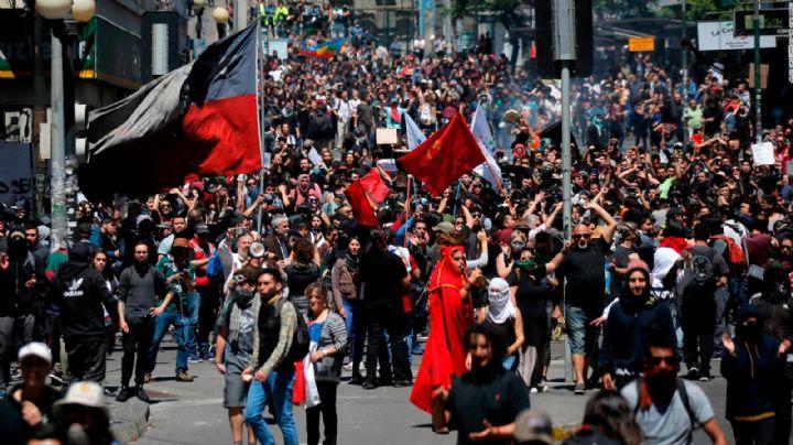 Crisis política en Chile: La izquierda se retira del Frente Amplio