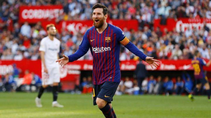 La última barrera que quiere derribar Lionel Messi en La Liga