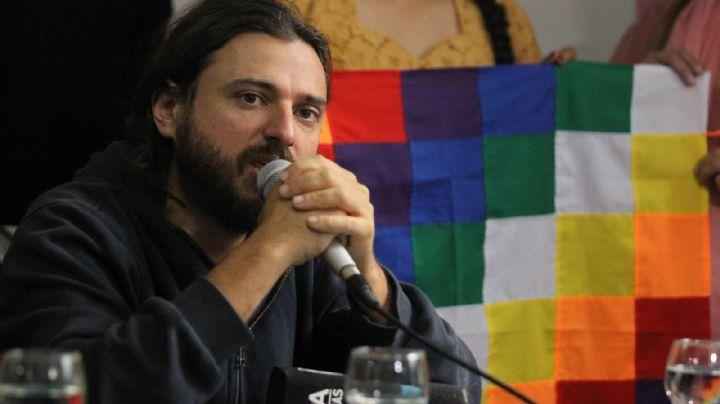 La delegación encabezada por Grabois denunció torturas a niños y ancianos en Bolivia