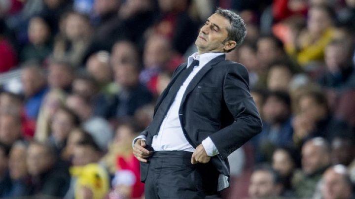 Un jugador del Barcelona amenazó con irse del club