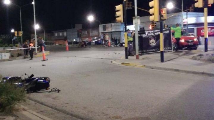 Ruta 22: Accidente fatal en Plottier