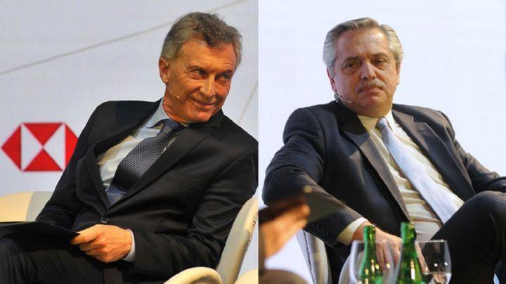 Alberto Fernández y Mauricio Macri pujan por el liderazgo en Diputados