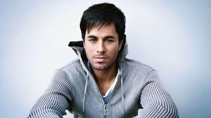 ¿Qué le pasó? Enrique Iglesias no pudo seguir con la canción y preocupó a sus fans