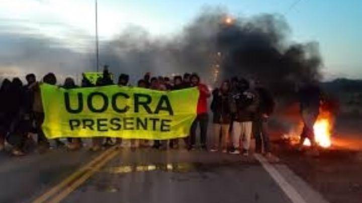 """""""Protesta en Plottier"""": La ruta 22, escenario de un piquete..."""