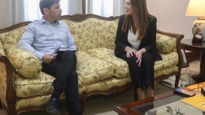 Transición: hoy se juntan el jefe de Gabinete de Vidal y la mano derecha de Kicillof