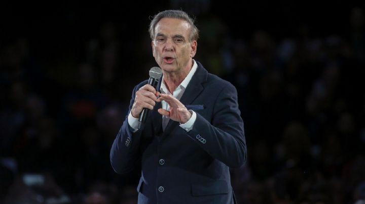 """Miguel Ángel Pichetto confirmó a Macri como """"el líder de la oposición"""""""