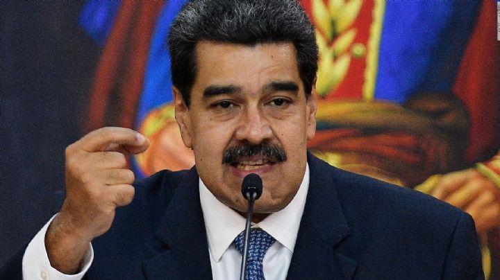 """Maduro acusó a Macri de boicotear millonarias inversiones porque """"nos odia y nos tiene miedo"""""""