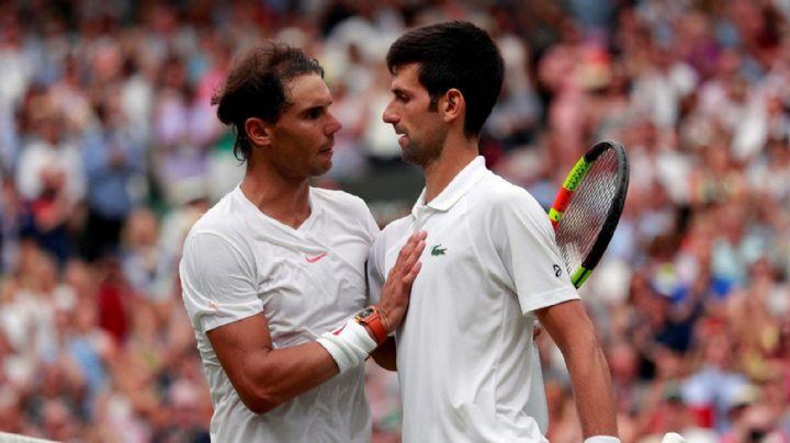 Ya se definieron los grupos del Torneo de Maestros con Djokovic, Nadal y Federer