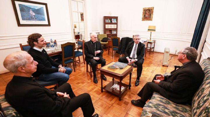 La Iglesia católica le hace un nuevo pedido a Alberto Fernández