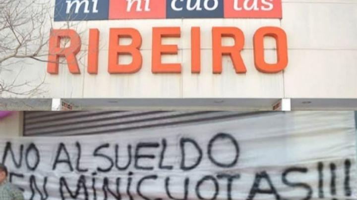 Más desempleados tras el cierre de tiendas de electrodomésticos Ribeiro