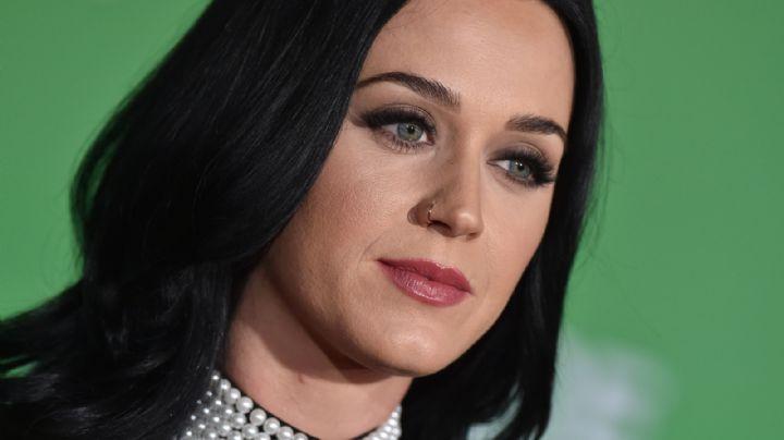 ¡Sin Photoshop! Se filtró una foto de Katy Perry con unos kilos de más ¿Se descuidó?