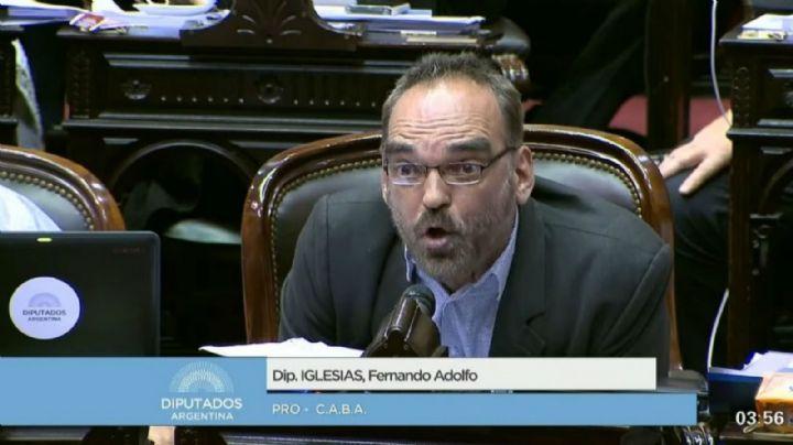 Fernando Iglesias atacó a Santiago Cafiero ¿Qué le dijo?