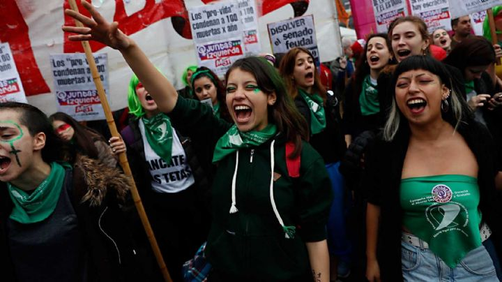 La Campaña por el Aborto Legal celebró los dichos de Alberto Fernández