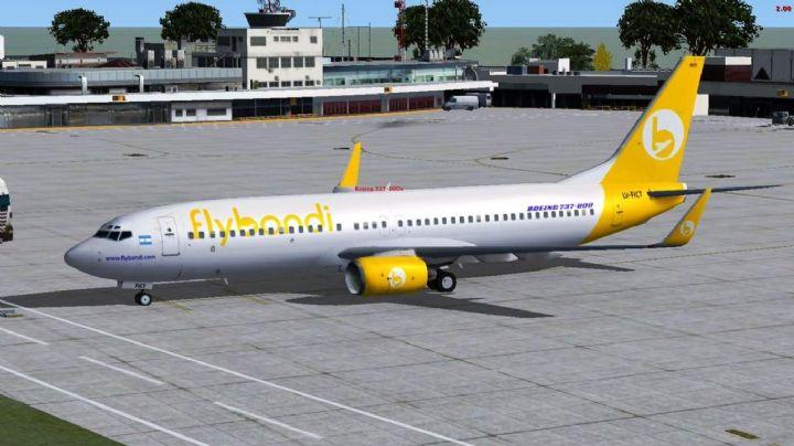 Por fallas técnicas los trabajadores tienen miedo de volar con Flybondi